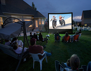 Bubba Surfs Backyard Movie Rental